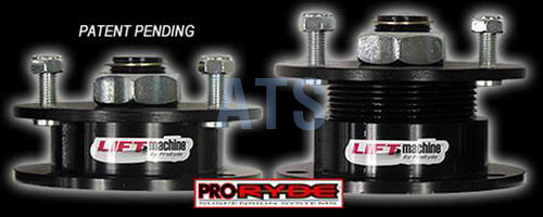 Liftmachine Adjustable Strut/Coil Spring Leveling Kit