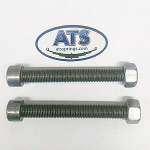 "3/8""X4"" Spring Center Bolt with Nut"