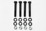 "Leaf Spring Lock Bolt Kit, Grade 8   1/2""X3"" *FREE SHIPPING*"