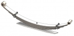 Chevrolet/GMC P30/3500 Commercial and CutAway Chasis with Leaf Spring Suspension (Workhorse Custom Chasis)Truck Leaf Spring, Front