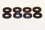 Leaf Spring U-Bolt Thick Washer Kit  1""