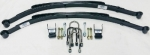 "Ford F150 Complete Rear Leaf Spring Assembly Kit, fits 2-1/2"" Wide Leaf Spring**SHIPPING COST FOR SPRINGS ONLY!**"