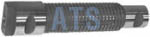 Mack Threaded Leaf Spring Pin, Greasable