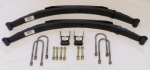 "Ford F150 Complete Rear Leaf Spring Assembly Kit, fits 3"" Wide Leaf Spring**SHIPPING COST FOR SPRINGS ONLY!**"