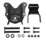 "Ford F SERIES  Leaf Spring Hanger/Shackle Kit, Complete REAR OF REAR SUSPENSION, fits 3"" Wide Leaf Spring  **FREE SHIPPING**"