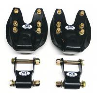 "Dodge Rear of Rear Hanger/Shackle Kit Complete BOTH SIDES(Uses 1/2"" Spring Eye Bolt ONLY)**FREE SHIPPING**"