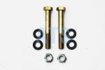 "Leaf Spring Eye Bolt Kit, Grade 8   1/2""x6""*FREE SHIPPING*"