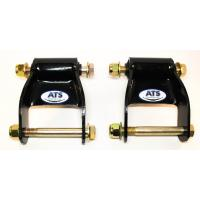 "Ford F SERIE  Rear Leaf Spring Shackle Kit (2 KITS), fits 3"" Wide Leaf Spring **FREE SHIPPING**"