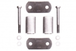 "Freightliner   Leaf Spring Shackle Kit, Rear, fits 4"" Wide Leaf Spring"