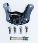 "Ford F SERIES  Rear Leaf Spring Hanger Assembly Kit, FRONT OF REAR SUSPENSION, fits 2-1/4"" Wide Leaf Spring"