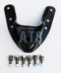 "Ford F SERIES  Rear Leaf Spring Hanger Assembly Kit, FRONT OF REAR SUSPENSION, fits 3"" Wide Leaf Spring"