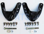 "Ford F SERIES  Rear Leaf Spring Hanger Assembly Kit (2 HANGERS), FRONT OF REAR SUSPENSION, fits 3"" Wide Leaf Spring **FREE SHIPPING**"