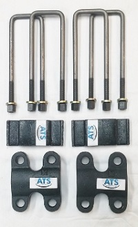 Recommended U-Bolt Torque, Suspension Replacement Parts