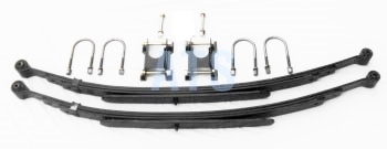 1991-2001 Ford Explorer 4DR 2wd&4wd  1991-2002 Ford Explorer Sport 2DR 2wd&4wd  1997-2001 Mercury Mountaineer 2wd&4wd Rear Leaf Spring Kit Complete