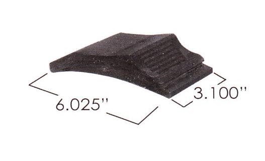 Volvo Leaf Spring Hanger Insulator Pad Wear Pad