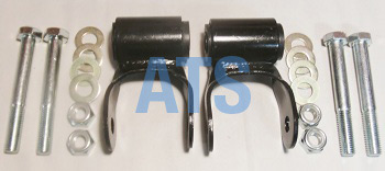 Jeep Cherokee XJ Rear of Rear Shackle Kit, BOTH SIDES-ORIGINAL REPLACEMENT**FREE SHIPPING**