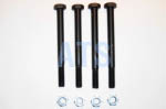 3/8X4 Spring Clip Bolt Kit**FREE SHIIPPING**