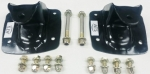 "Dodge Ram PickUp Leaf Spring Hanger Kit, Front of Rear (BOTH SIDES), fits  2-1/2"" Wide Leaf Spring  **FREE SHIPPING**"