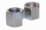 "Leaf Spring U-Bolt Deep Nut Kit 1-1/4""-12, Grade 8"
