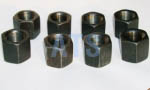 "Leaf Spring U-Bolt Deep Nut Kit 1""-14, Grade 8"