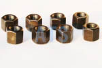 "Leaf Spring U-Bolt Deep Nut Kit 5/8""-18, Grade 8"