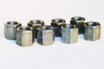 "Leaf Spring U-Bolt Deep Nut Kit 7/16""-20 , Grade 5"