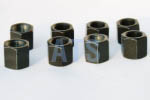 "Leaf Spring U-Bolt Deep Nut Kit 7/8""-14, Grade 8"