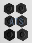 Leaf Spring Tip Inserts ( 6 Piece Kit)**FREE SHIPPING**
