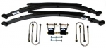 1992-2015 Ford E250 E350 Van Rear Leaf Spring Kit Complete
