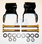 Freightliner Leaf Spring Shackle Kit, Rear of Rear (2 Shackles)**FREE SHIPPING**