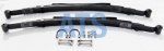 Mid 1995-2005 Chevy/GMC Astro, Safari Leaf Spring Kit Complete