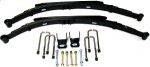 2004-2008 Ford F150 2wd,4wd Rear Leaf Spring Kit Complete