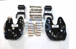 "Dodge Dakota Leaf Spring Hanger/Shackle Kit (2 SIDES), Rear of Rear Suspension, fits 2-1/2"" Wide Leaf Spring**FREE SHIPPING**"