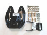 "Dodge Dakota Leaf Spring Hanger/Shackle Kit, Rear of Rear Suspension, fits 2-1/2"" Wide Leaf Spring"