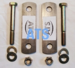 Dodge Rear of Front Shackle Kit (ONE SIDE)