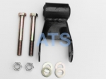 "Dodge  Ram PickUp Leaf Spring Shackle Kit, Rear of Rear OEM# 52039479AA, fits 2-1/2"" Wide Leaf Spring"