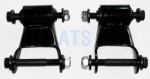 "Dodge Van Leaf Spring Shackle Kit (2 SIDES), Rear of Rear, fits 2-1/2"" Wide Leaf Spring **FREE SHIPPING**"