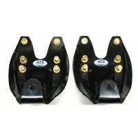"Dodge Rear of Rear Hanger Kit, (2 Hangers) (Uses 5/8"" Spring Eye Bolt ONLY)**FREE SHIPPING**"