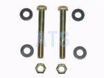 "Leaf Spring Eye Bolt Kit, Grade 8   5/8""x4-1/2"" *FREE SHIPPING*"