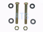 "Leaf Spring Eye Bolt Kit, Grade 8   5/8""x5"" *FREE SHIPPING*"