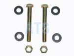 "Leaf Spring Eye Bolt Kit, Grade 8   5/8""x5-1/2"" *FREE SHIPPING*"