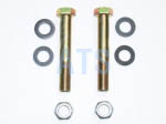 "Leaf Spring Eye Bolt Kit, Grade 8   3/4""X4""  *FREE SHIPPING*"