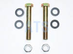"Leaf Spring Eye Bolt Kit, Grade 8   3/4""X4-1/2"" *FREE SHIPPING*"