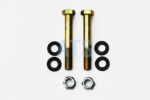 Leaf Spring Eye METRIC Bolt Kit, Grade 8  14mmx110mm**FREE SHIPPING**