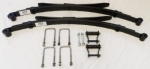 1995-1997 Toyota Tacoma 4wd Rear Leaf Spring Kit Complete