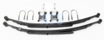 1991-2001 Ford Explorer 4DR  1991-2002 Ford Explorer Sport 2DR, Includes Mazda Navajo  1997-2001 Mercury Mountaineer Rear Leaf Spring Kit Complete
