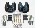 Dodge Dakota Leaf Spring Hanger/Shackle Kit, Rear of Rear Suspension (2 SIDES)**FREE SHIPPING**