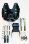 Dodge Dakota Leaf Spring Hanger/Shackle Kit, Rear of Rear Suspension