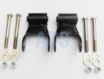 "Dodge Dakota Leaf Spring Shackle Kit (2 SHACKLES), Uses 1/2"" Bolt Upper and Lower.  **FREE SHIPPING**"