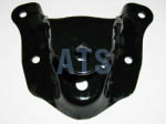 "Ford Spring Hanger Bracket - Front of Rear Bronco Full Size (80-96), fits 3"" Wide Leaf Springs"